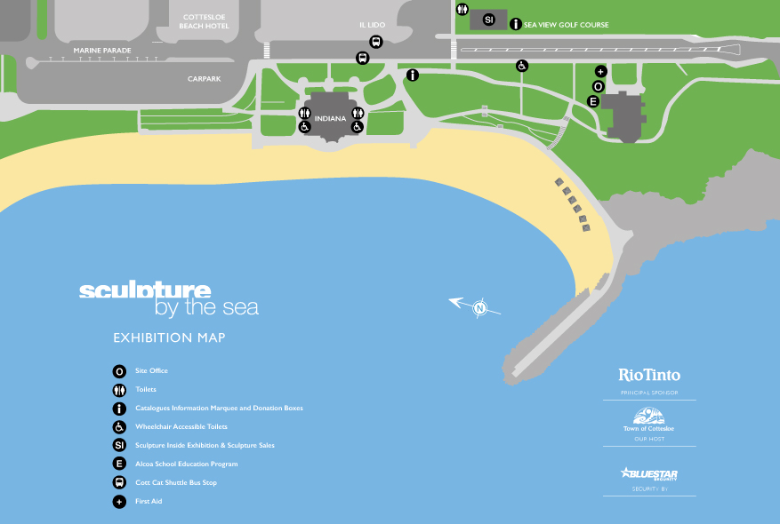 Sculpture-by-the-Sea-Cottesloe-2017-SiteMap