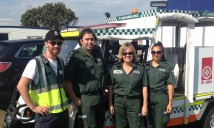 St Johns Ambulance Australia