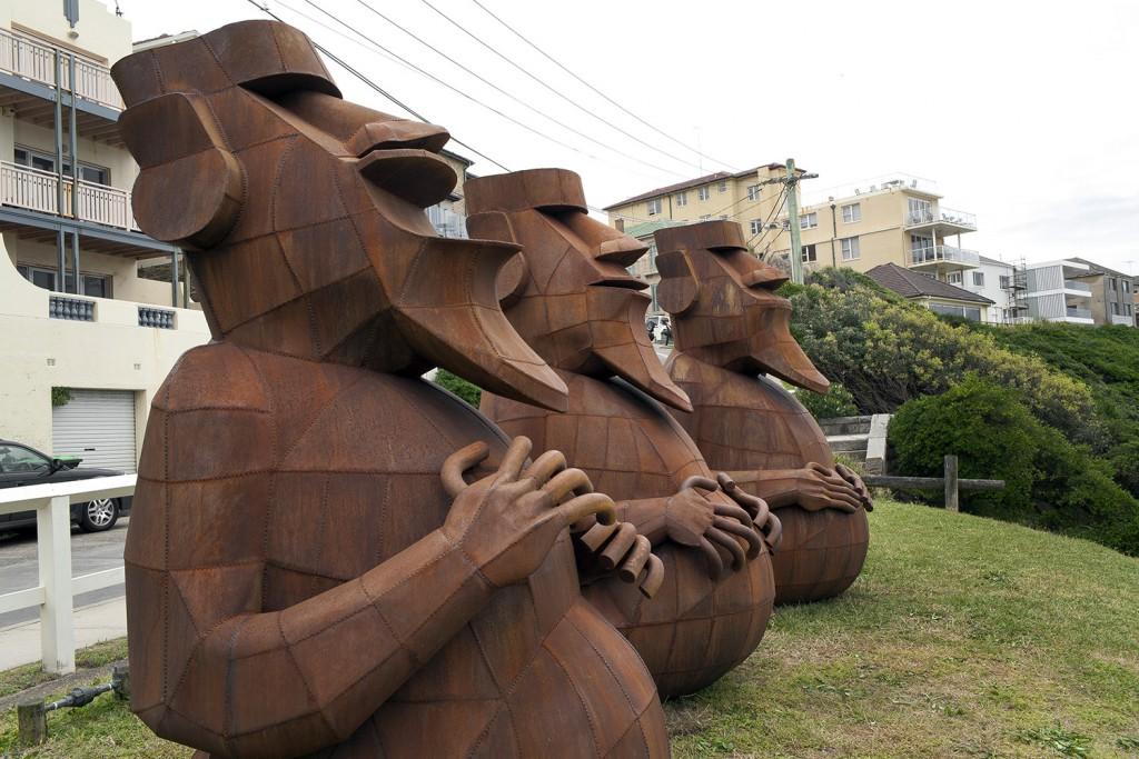 Steve Croquett, jolly giants