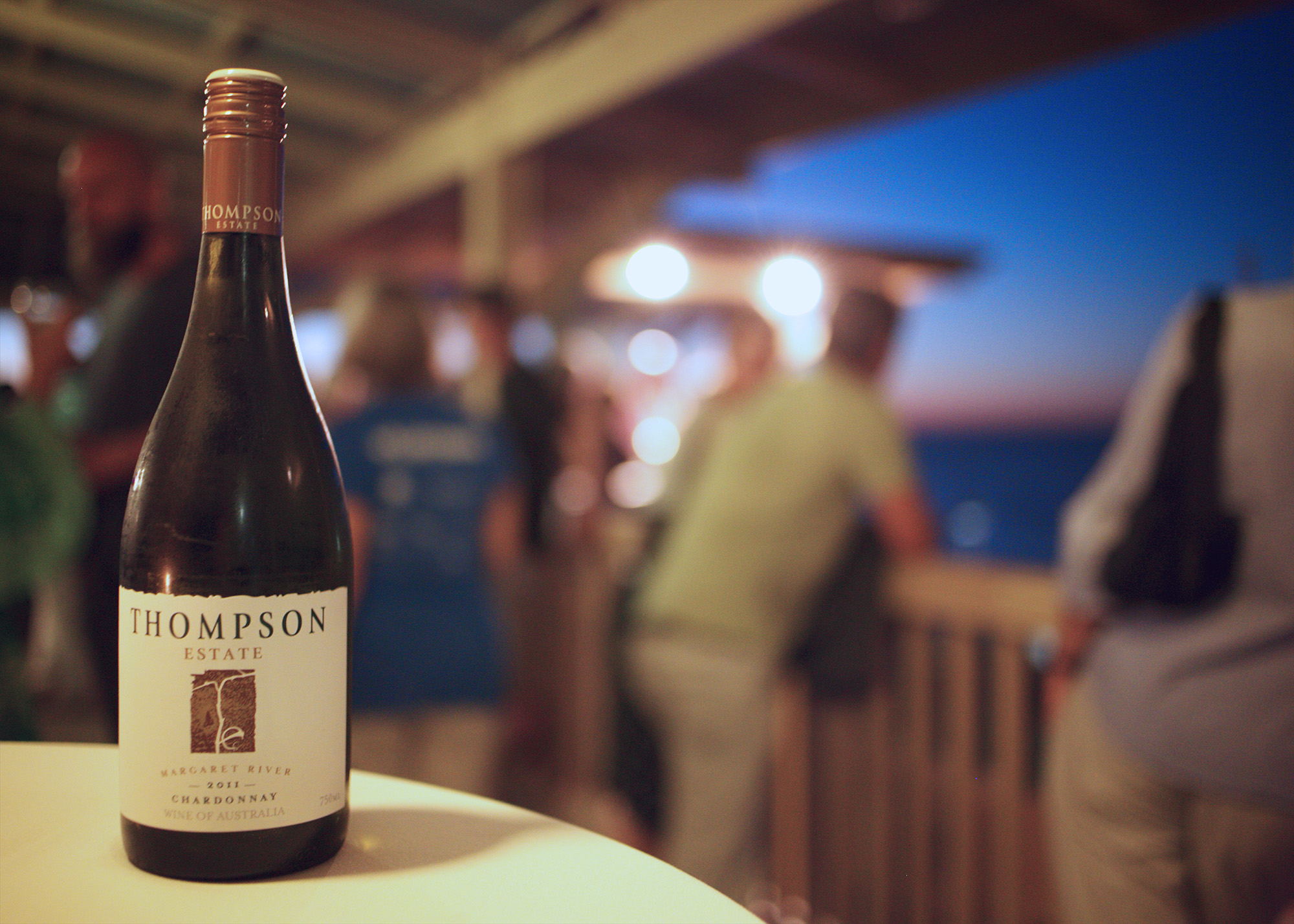 Thompson Estate Wine. Photo: Jarrad Seng
