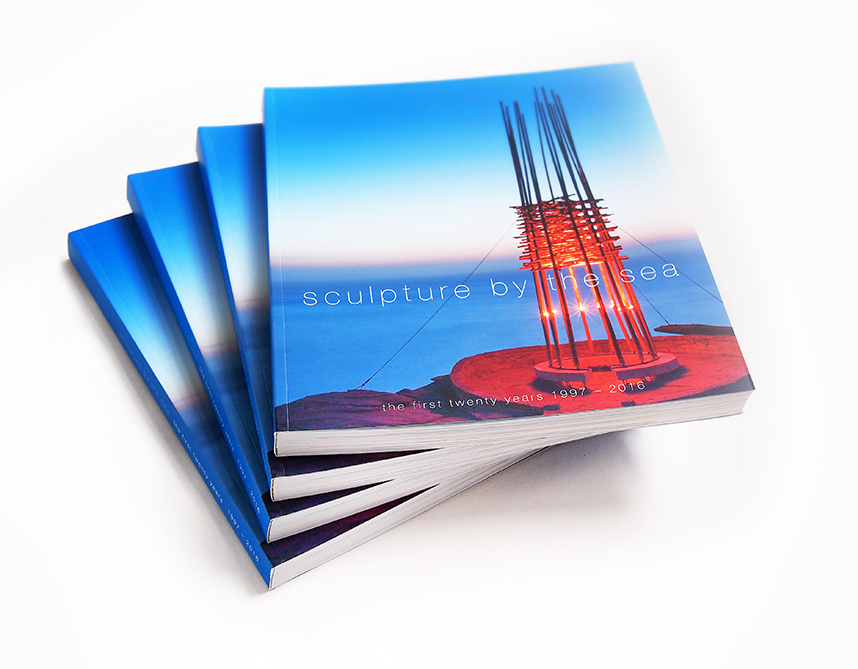 20 Years of Sculpture by the Sea book