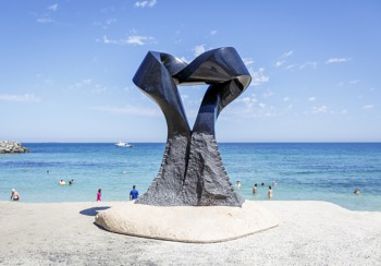 Keizo Ushio_Oushi Zokei_Sculpture by the Sea_Cottesloe 2017_Photo Jessica Wyld 002
