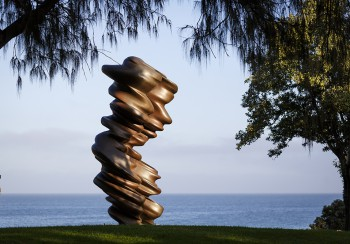 Tony Cragg_Luke_Sculpture by the Sea_Cottesloe 2017_Photo Jessica Wyld Jessica Wyld 004
