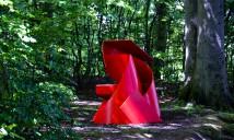 Ron Robertson-Swann, Inner Sanctum, Sculpture by the Sea, Aarhus 2015. Photo Clyde Yee
