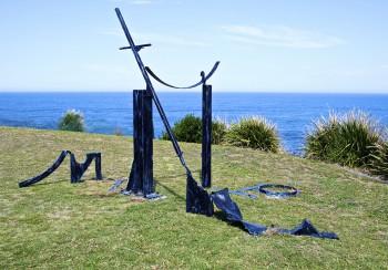 Orest Keywan, Namerique, Sculpture by the Sea, 2012