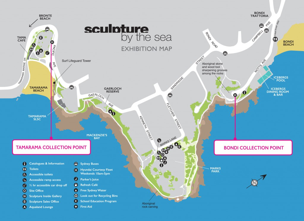 Site Map Bondi 2017 catalogue HYUNDAI