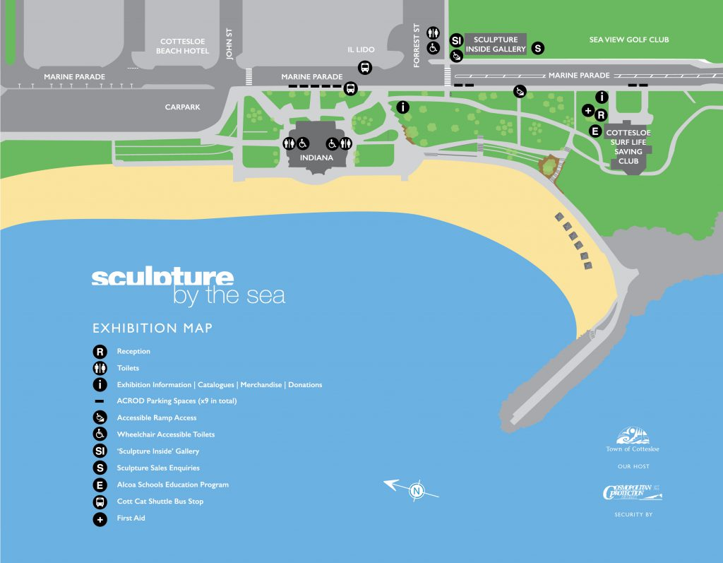 115c48e27cd40 Cottesloe  - Sculpture by the Sea